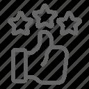 loyalty, program, reward icon