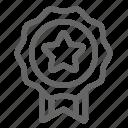 award, badge, loyalty, medal, program, winner
