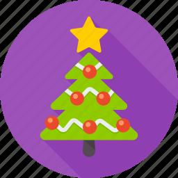 christmas, christmas tree, decoration, fir, nature, tree, xmas icon