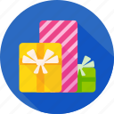birthday, celebration, christmas, gifts, xmas icon