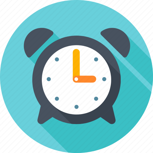 alarm, alarm clock, alert, clock, time, timer, watch icon