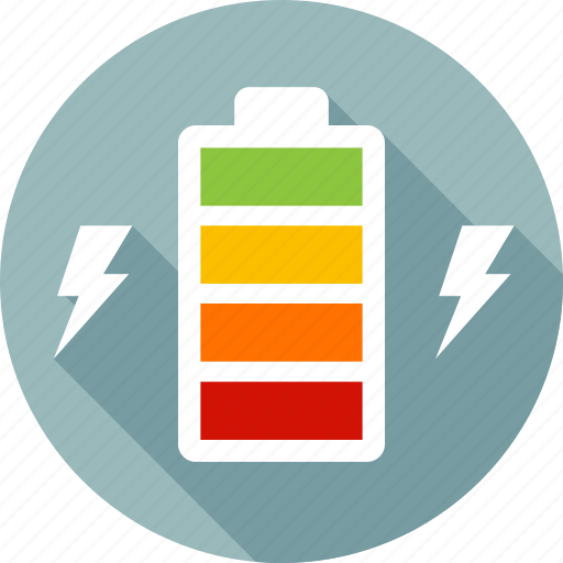 accumulator, battery, charging, electric, electricity, energy, power icon