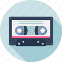 audio, cassette, cassette tape, listening, music, sound, tape icon