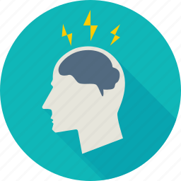 brain, brainstorming, budget idea, bulb, business, business idea, creative icon