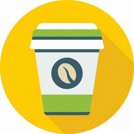 cafe, caffeine, cappuccino, coffee, cup, hot drink icon
