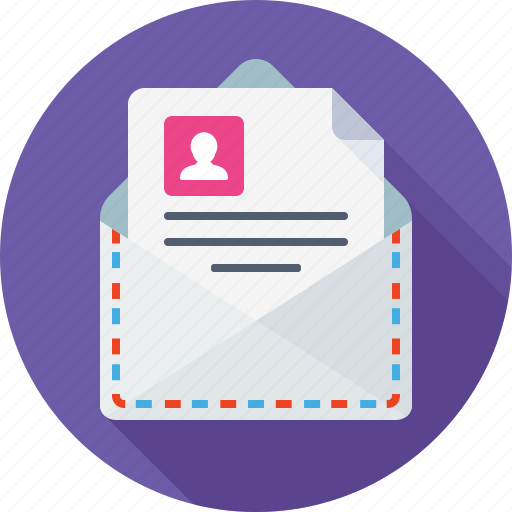 electronic mail, email, envelope, letter, mail, messege, send icon