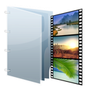 document, video icon
