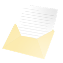 email, ouvert icon
