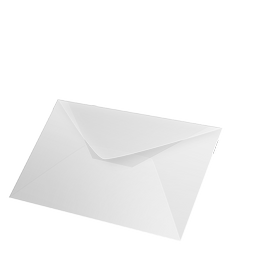 email, transp icon
