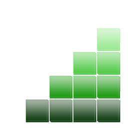 vert, volume icon
