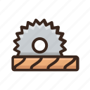 axe, forest, lumber, lumberjack, timber, tree, wood icon