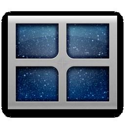 desk, space icon