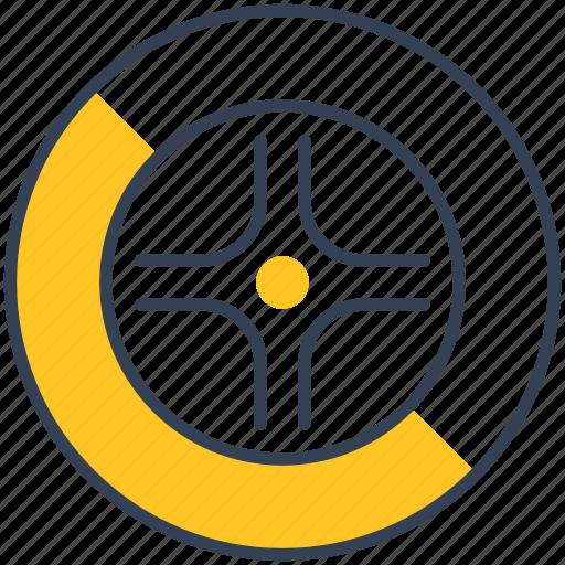 auto, drive, service icon