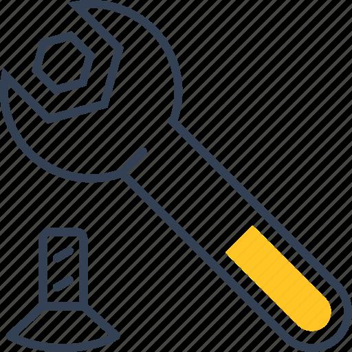 auto, key, nut, service icon