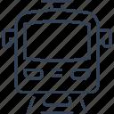 auto, service, train icon