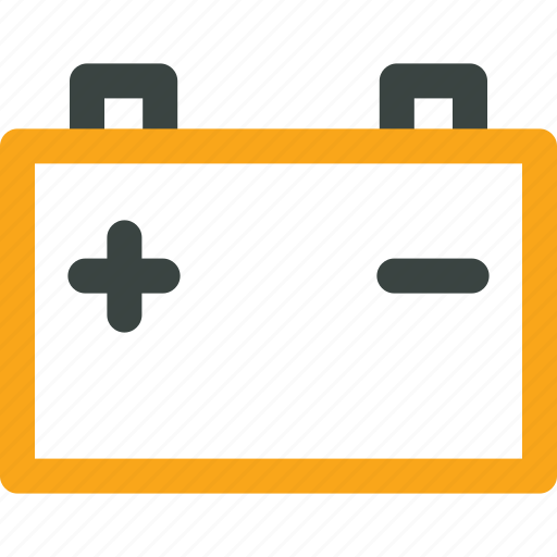 battery, car battery icon icon icon
