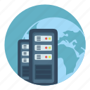 internet, server, storage, vds, vps icon