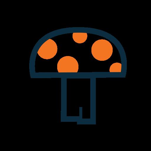 mushroom, spell icon