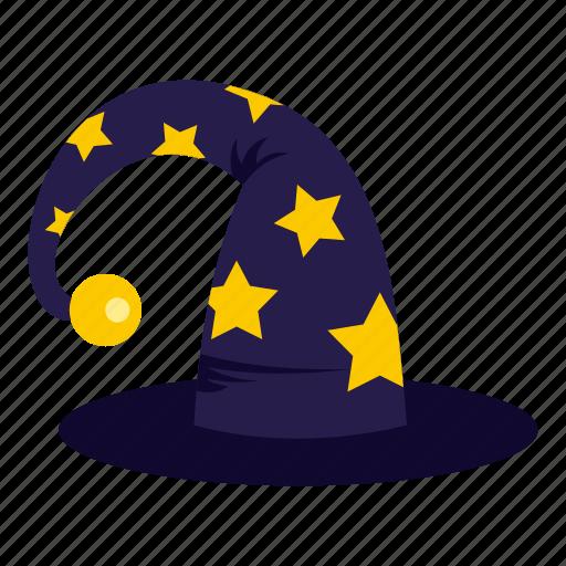 cap, cylinder, hat, illusion, magic, show, wizard icon