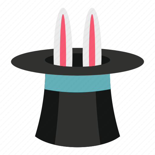 bunny, drink, hat, magic, magician, rabbit, trick icon