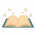 mystery, old, spell, fantasy, book, magic, star