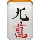 mahjong, man