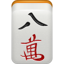 mahjong, man icon