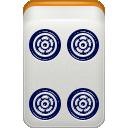 mahjong, pin