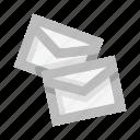 mail, letters, envelopes, envelope, email, message, letter
