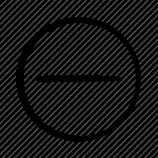 close, erase, interface, subtract, ui, user icon