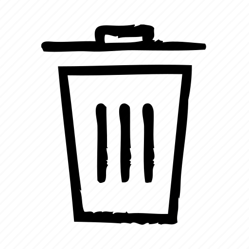 clear, erase, interface, ton, trash, ui, user icon