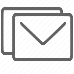 document, documents, file, files, folder, mail icon
