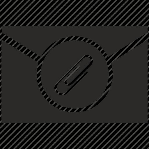 add, attach, attachment, email, file, files, letter, mail, mailbox, send icon
