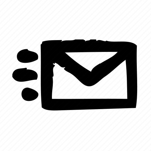 delivery, envelope, express, mail, postal, send, service icon