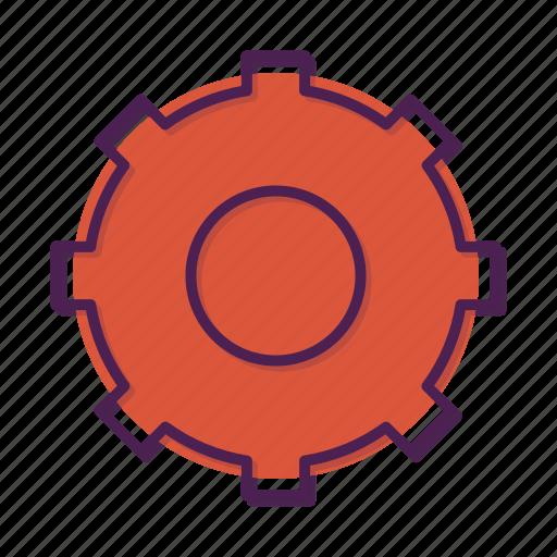 gear, options, repair, setting, settings, setup icon