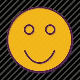 emoticon, emotion, happy, smiley icon