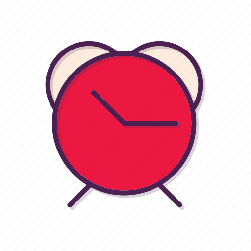 alarm, attention, bell, danger, date, schedule icon