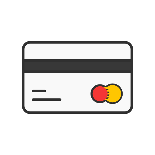 atm card, credit card, debit card, master card icon