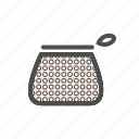 bag, fashion, handbag, pouch, wallet icon