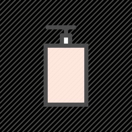 bodywash, bottle, cosmetic, liquidwash icon