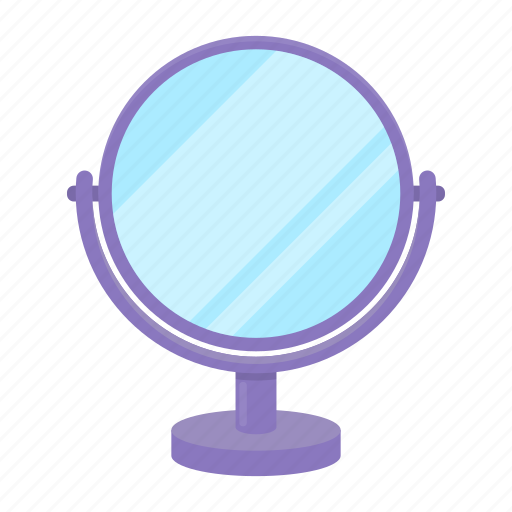 Beauty, furniture, make-up, mirror, table icon - Download on Iconfinder