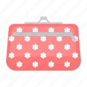 bag, cosmetics, handbag, makeup icon
