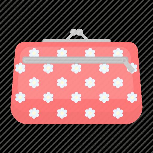 Handbag, bag, makeup, cosmetics icon