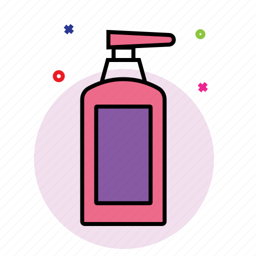 aroma, beauty care, cosmetics, makeup, scent, spray icon
