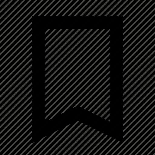 App, book, bookmark, mark, separator, ui, website icon - Download on Iconfinder