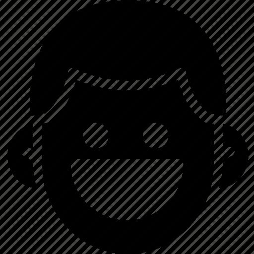Emoji, emotion, expression, face, feeling, happy icon - Download on Iconfinder