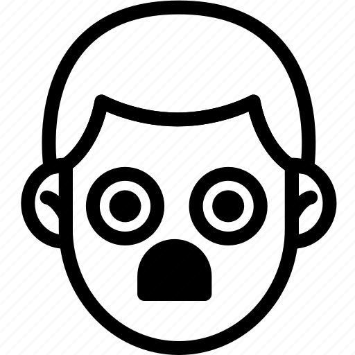 Emoji, emotion, expression, face, feeling, stunning icon - Download on Iconfinder