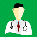 avatar, dentist, doctor, health, hospital, medical, medicine icon