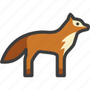 arctic, fox, vixen icon