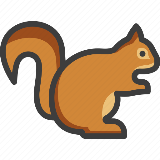 Chipmunk, rodent, squirrel icon - Download on Iconfinder